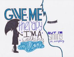 All time low, Therapy by eveisnotageek
