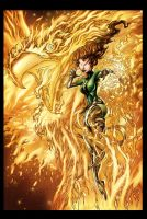 Jean Grey by rachellerosenberg