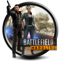 battlefield hardline png icon by S7 by SidySeven