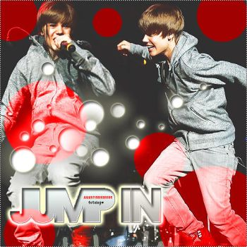 Jump In  Justin Bieber by myworldofcreations