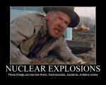 Nuclear Explosions... by The-Graceful-Invader