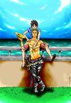 Zoro x Luffy by Ruki-fan
