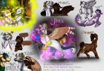 Ipandadopts DTA entry JINX by Cynderthedragon5768