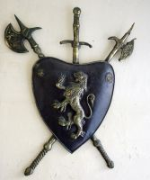 Coat of Arms by NHuval-stock