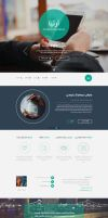 Artia theme - website by Micro-Shadi