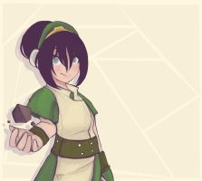 Toph Bei Fong by Drawing-Heart