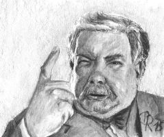 Vernon Dursley by LoonaLucy