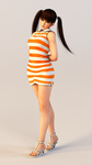 Lei Fang 3DS Render 10 by x2gon