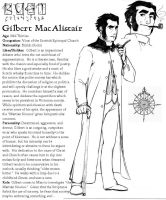 Gilbert by mysterycycle