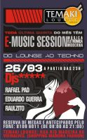 FLyer Temaki Lounge by Cobawsky