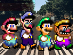 The Buzzy Beatles, Abbey Road by PhotonDrop
