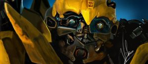 Bumblebee - Transformers by Paganflow