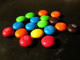 M and Ms Fun Size by devianb