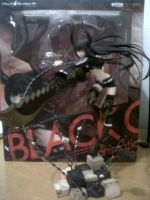 Black Gold Saw Figure - animation version- by Rock25Chan