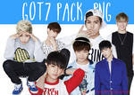 Got7 Png by ludo994