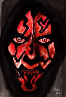 Darth Maul by philippeL