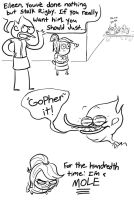 GOPHER IT by Jojobinks