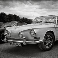Karmann Ghia Typ 34 by vamosver