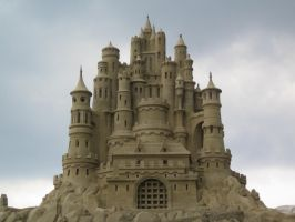 Sand Castle by Suzuko42