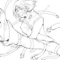 Air Gear - Agito by gemiange