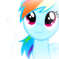 Rainbow Dash Icon by IslaDeldrama11