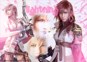 FFXIII: Lightning by the-sparkling-light