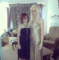 Off to prom! by josiejealousy