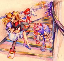 Stairs by arina-ivanova-1999