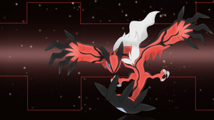 Yveltal Wallpaper by Elsdrake