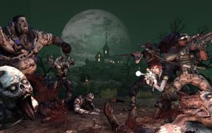 Borderlands : The Zombie by Damrick