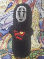Plush No Face - Spirited Away by PerilousBard