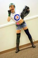 Tank Girl: Feelin' Inadequate? by ToxicRainbowsx
