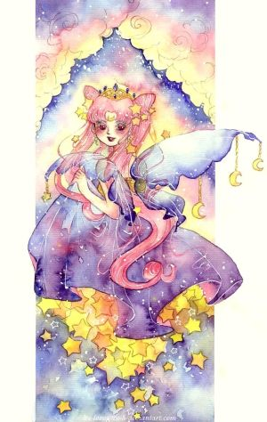 lady chibiusa by Lovepeace-S