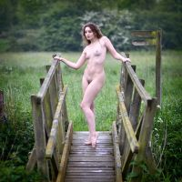 Ella Rose: Down by the River 01 by JeremyHowitt