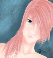 Lightening FFXIII by Nianame