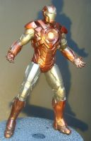 Iron Man Mk17-Heartbreaker by Roguewing