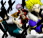 Fairy Tail Chapter 405 by Rhov