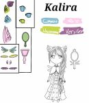 Species Guide: Kalira by musicxartareone