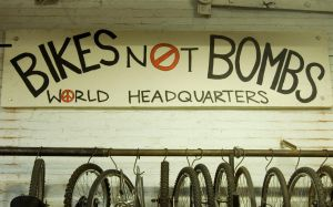 Welcome to Bikes Not Bombs by estetisk