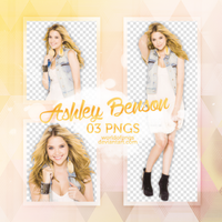Pack png 314 - Ashley Benson by worldofpngs