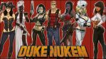 Duke and Nukem Girls wallpaper by Ganassa