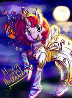 Of Nightmares and Candy Corn by MelodyBell