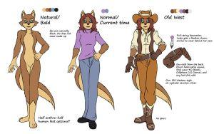 Sly Cooper: Jewel reference by GuardianOfTheFlame