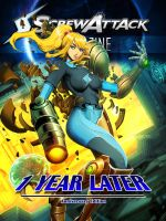 ScrewAttack Magazine 9 by HybridRain