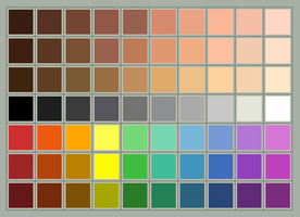 CoH Skin Color Swatch by thebluecanary