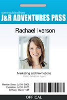 work id - jradventures by mvgraphics