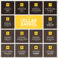 Cellar Barrel Features by ThisWeeksFeature