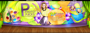 Design for Photopacks by FlyToInfinity