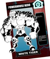 POWERHOUSE BIO WHITE TIGER by javipascual213