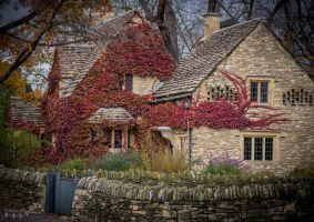 Cotswold Cottage Dreams by SharingMyDreams